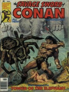 The Savage Sword of Conan #24 (1977)