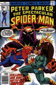 The Spectacular Spider-Man #14 (1977)
