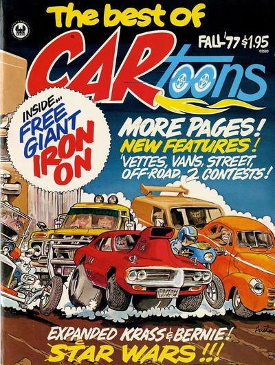 Best of CARtoons #1 (1977)