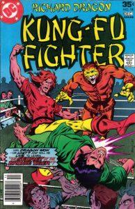 Richard Dragon, Kung-Fu Fighter #18 (1977)