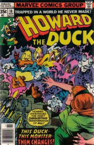 Howard the Duck #18 (1977)