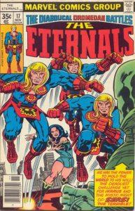 The Eternals #17 (1977)