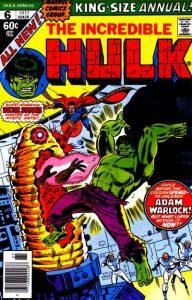 The Incredible Hulk Annual #6 (1977)