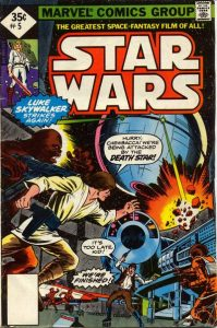 Star Wars #5 (1977)