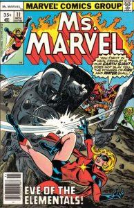 Ms. Marvel #11 (1977)