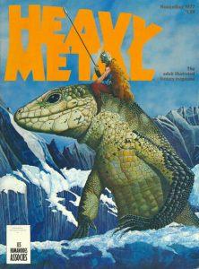 Heavy Metal Magazine #8 (1977)