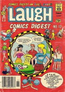 Laugh Comics Digest #13 (1977)