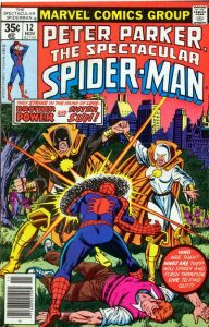 The Spectacular Spider-Man #12 (1977)