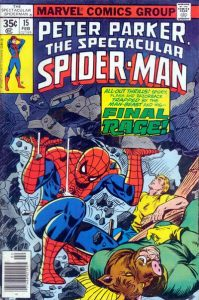 The Spectacular Spider-Man #15 (1977)