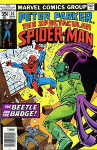 The Spectacular Spider-Man #16 (1977)