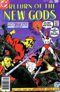 The New Gods #15 (1977)
