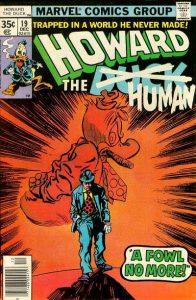 Howard the Duck #19 (1977)