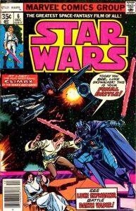 Star Wars #6 (1977)