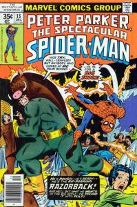 The Spectacular Spider-Man #13 (1977)