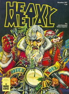 Heavy Metal Magazine #9 (1977)