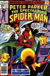 The Spectacular Spider-Man #17 (1977)