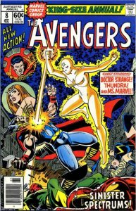 Avengers Annual #8 (1978)