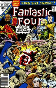 Fantastic Four Annual #13 (1978)