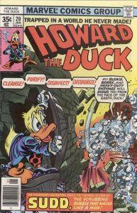 Howard the Duck #20 (1978)