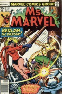 Ms. Marvel #13 (1978)