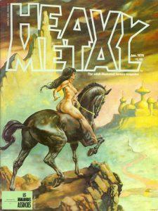 Heavy Metal Magazine #10 (1978)