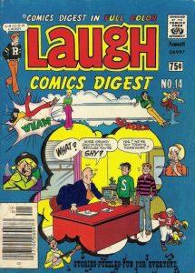 Laugh Comics Digest #14 (1978)