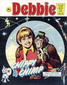 Debbie Picture Story Library #4 (1978)