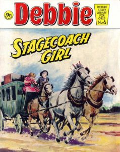 Debbie Picture Story Library #6 (1978)