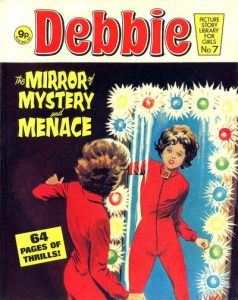 Debbie Picture Story Library #7 (1978)