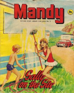 Mandy Picture Story Library #3 (1978)
