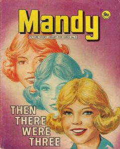 Mandy Picture Story Library #5 (1978)