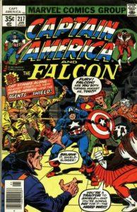Captain America #217 (1978)