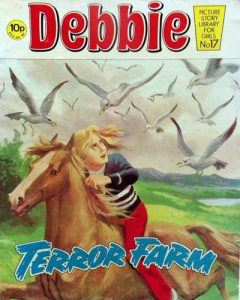 Debbie Picture Story Library #17 (1978)