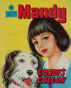 Mandy Picture Story Library #7 (1978)
