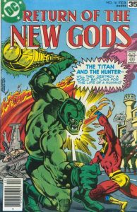 The New Gods #16 (1978)