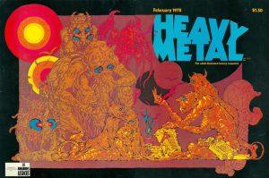 Heavy Metal Magazine #11 (1978)