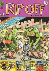 Rip Off Comix #3 (1978)
