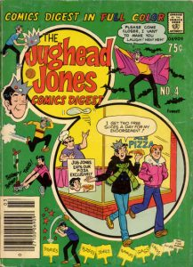 The Jughead Jones Comics Digest #4 (1978)