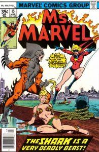 Ms. Marvel #15 (1978)