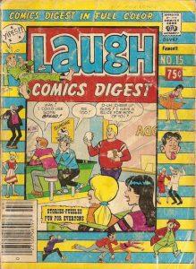 Laugh Comics Digest #15 (1978)