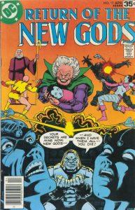 The New Gods #17 (1978)