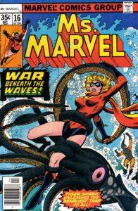 Ms. Marvel #16 (1978)