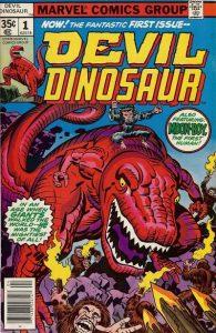 Devil Dinosaur #1 (1978)