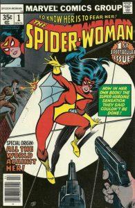 Spider-Woman #1 (1978)