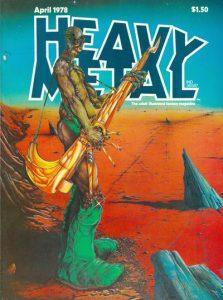 Heavy Metal Magazine #13 (1978)