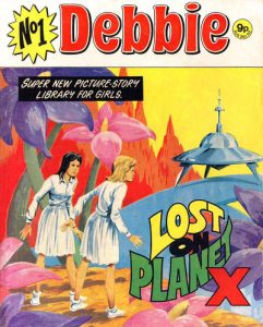 Debbie Picture Story Library #1 (1978)