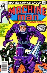 Machine Man #1 (1978)