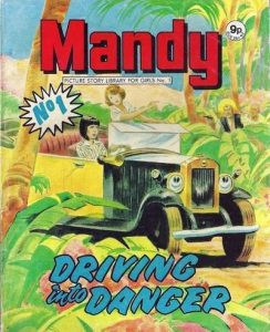 Mandy Picture Story Library #1 (1978)