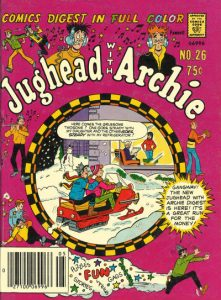 Jughead with Archie Digest #26 (1978)
