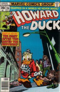 Howard the Duck #24 (1978)